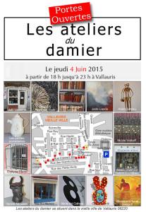 Fiche  les ateliers du damier 4 Juin 2015